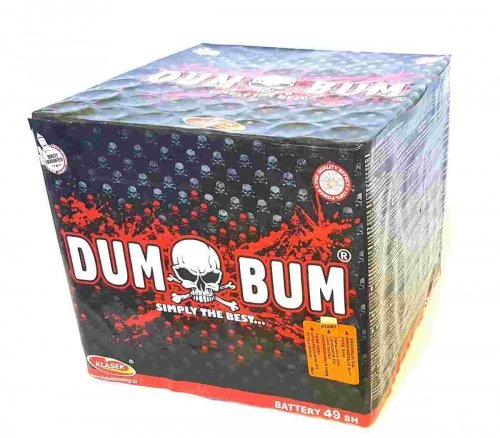 Dum Bum 49 rán / 30 mm