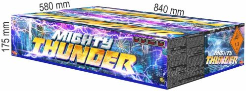 Mighty thunder 446 rán / multikaliber